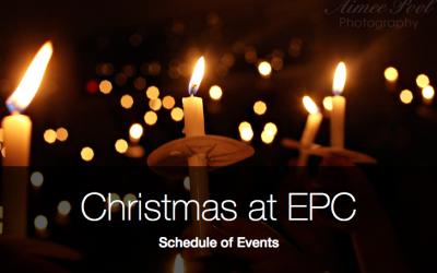 Christmas at EPC 2015