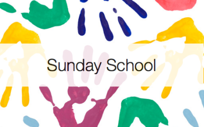 Sunday School – September 14