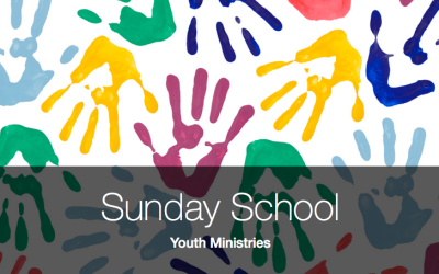 Youth Sunday School – Fall 2015