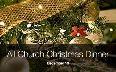 All Church Christmas Dinner